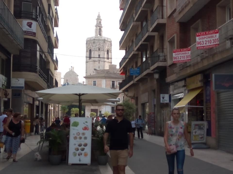 2019バレンシア&バルセロナの旅③ オルチャータとバレンシア美術館_b0305039_21373805.jpg