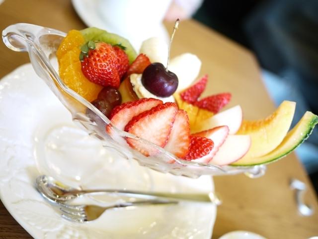 Miss fruit parlor ミスフルーツパーラー 熊本市中央区大江。_a0143140_21380028.jpg