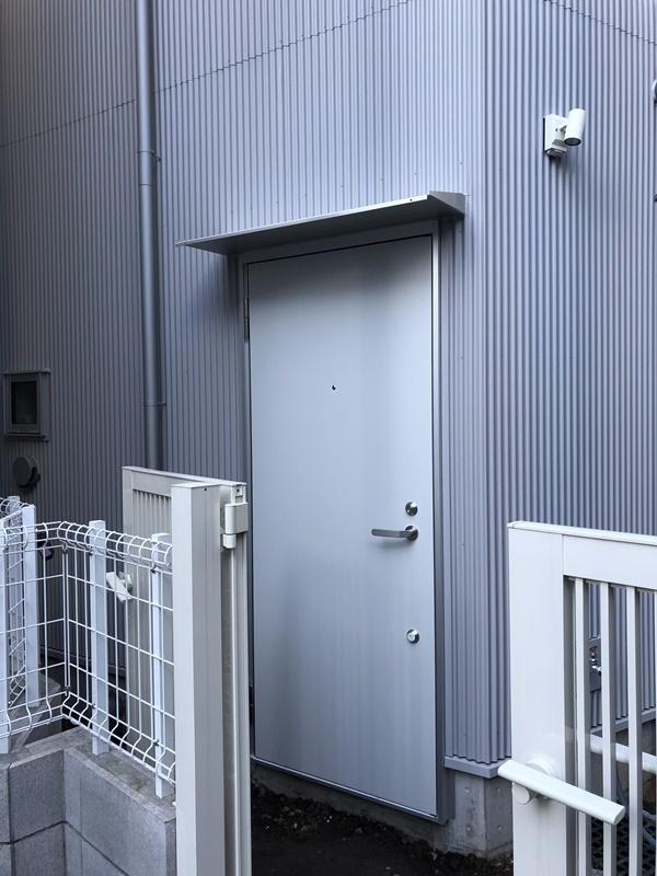 『大井の家』外観_c0019551_21010960.jpg