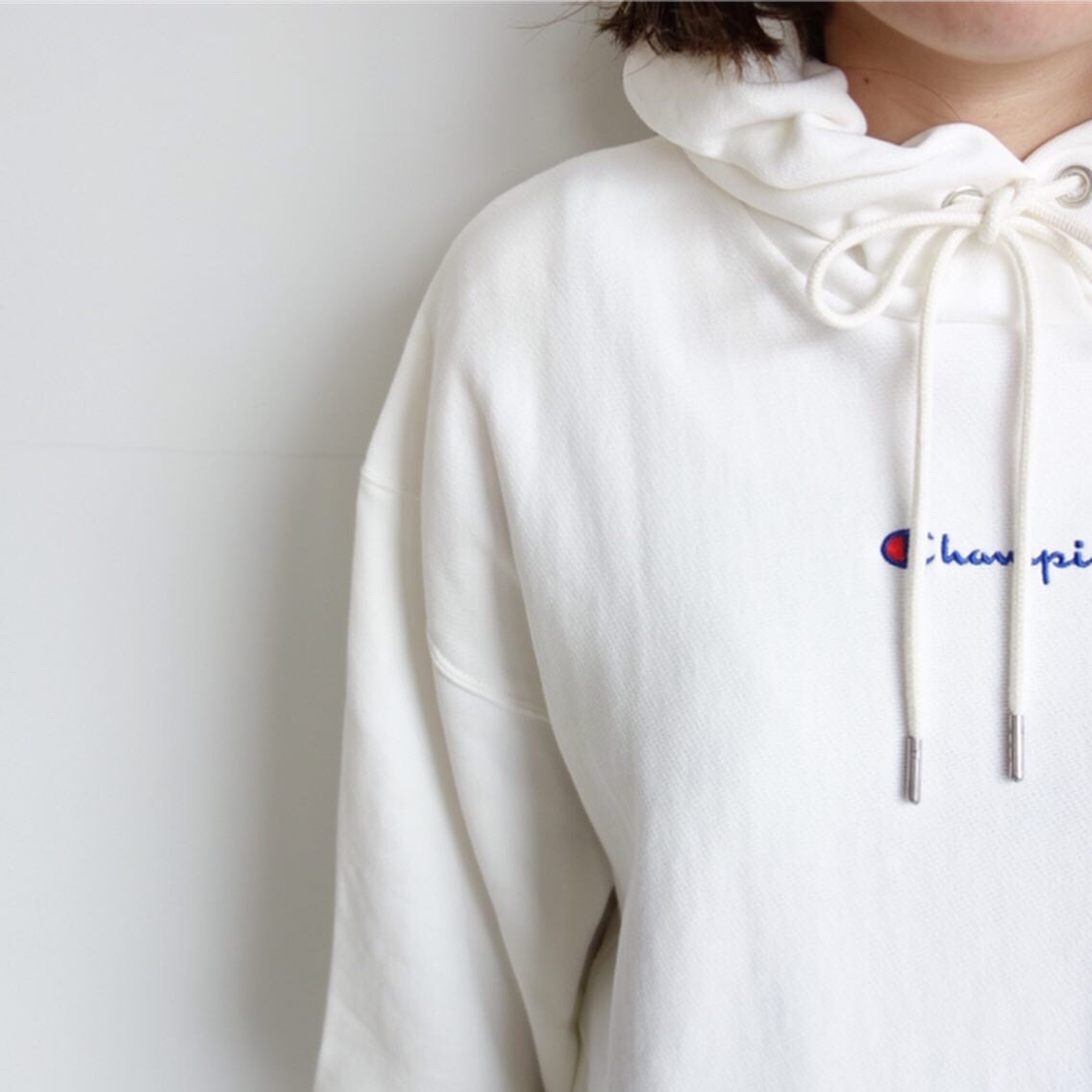Champion : REVERSE WEAVE®︎ PULLOVER HOODED SWEATSHIRT_a0234452_15401513.jpg