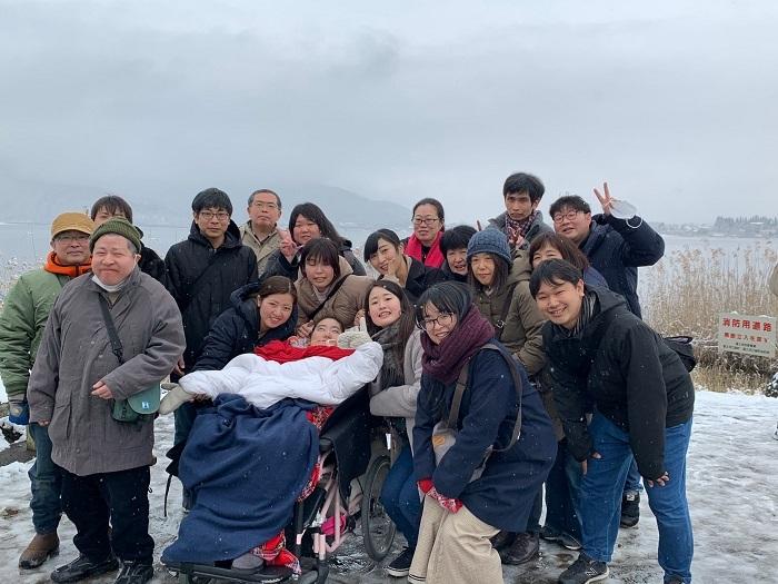 美しい富士の麓へ、宿泊研修に行きました!_f0041153_10082849.jpg