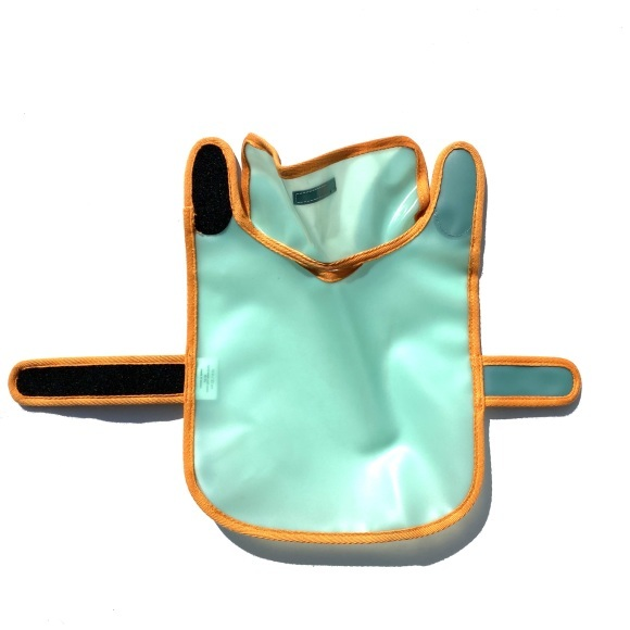GEORDE frosted jelly raincoat ジョージ フロステッド ゼリー レインコート_d0217958_17442637.jpeg