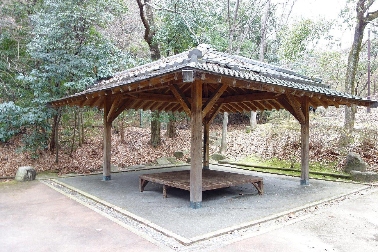 高槻市の上の池公園_c0112559_09011677.jpg
