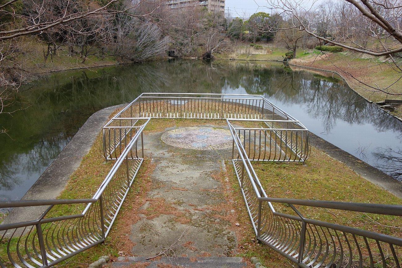 高槻市の上の池公園_c0112559_09090830.jpg