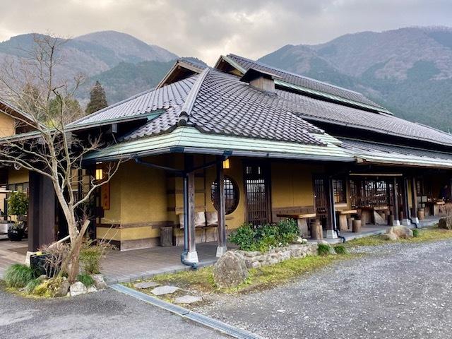 photo album  由布院の お宿 お食事&風景_a0165160_17451109.jpg