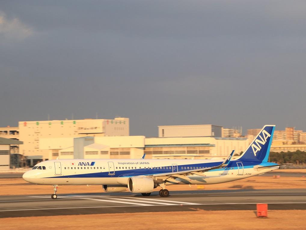 ANA エアバス321neo型_d0202264_442648.jpg