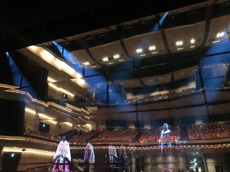 博多座スーパー歌舞伎II  新版オグリ_c0366777_23311444.jpeg