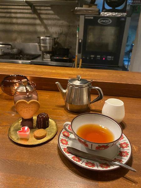 金沢(片町):tawara(たわら)/フレンチ 誕生日のお祝い・ディナーコース_b0089578_17014305.jpg