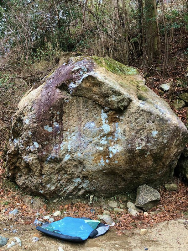 スティングレーボルダー -Stingray Boulder-_b0220886_17585973.jpg