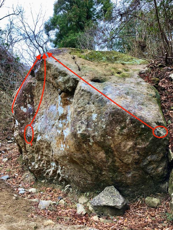 スティングレーボルダー -Stingray Boulder-_b0220886_18032863.jpg