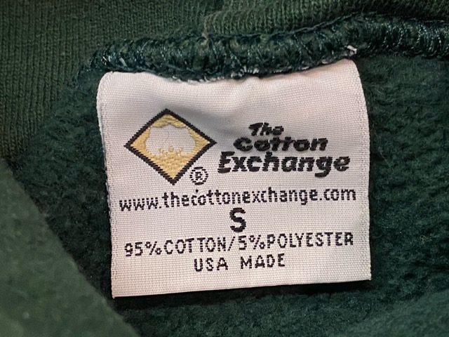 2月15日(土)マグネッツ大阪店スーペリア入荷!!#7 U.S.Made PrintSweat編!  The Cotton Exchange& Lee、RUSSELL!!_c0078587_14203679.jpg
