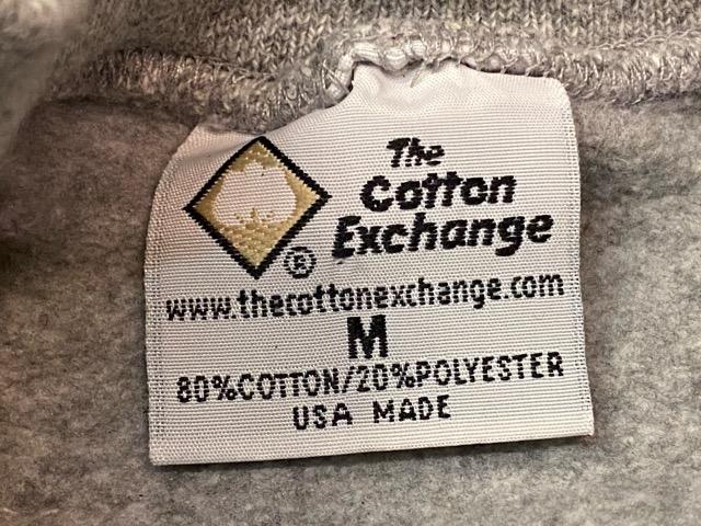 2月15日(土)マグネッツ大阪店スーペリア入荷!!#7 U.S.Made PrintSweat編!  The Cotton Exchange& Lee、RUSSELL!!_c0078587_142235100.jpg