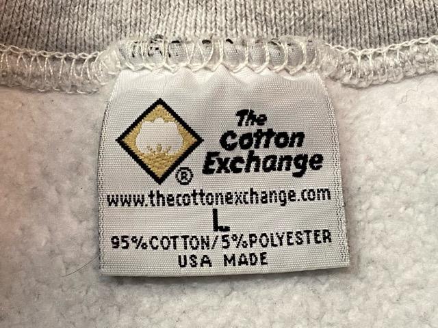 2月15日(土)マグネッツ大阪店スーペリア入荷!!#7 U.S.Made PrintSweat編!  The Cotton Exchange& Lee、RUSSELL!!_c0078587_14231741.jpg