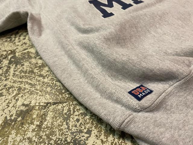 2月15日(土)マグネッツ大阪店スーペリア入荷!!#7 U.S.Made PrintSweat編!  The Cotton Exchange& Lee、RUSSELL!!_c0078587_14233331.jpg