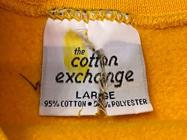 2月15日(土)マグネッツ大阪店スーペリア入荷!!#7 U.S.Made PrintSweat編!  The Cotton Exchange& Lee、RUSSELL!!_c0078587_1424244.jpg