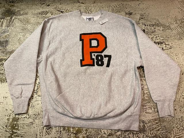 2月15日(土)マグネッツ大阪店スーペリア入荷!!#7 U.S.Made PrintSweat編!  The Cotton Exchange& Lee、RUSSELL!!_c0078587_14283635.jpg