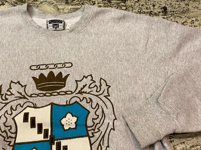 2月15日(土)マグネッツ大阪店スーペリア入荷!!#7 U.S.Made PrintSweat編!  The Cotton Exchange& Lee、RUSSELL!!_c0078587_1428847.jpg