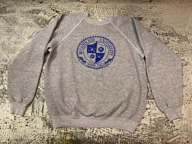 2月15日(土)マグネッツ大阪店スーペリア入荷!!#7 U.S.Made PrintSweat編!  The Cotton Exchange& Lee、RUSSELL!!_c0078587_1522896.jpg