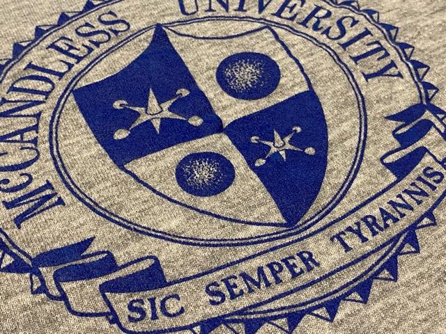 2月15日(土)マグネッツ大阪店スーペリア入荷!!#7 U.S.Made PrintSweat編!  The Cotton Exchange& Lee、RUSSELL!!_c0078587_153293.jpg