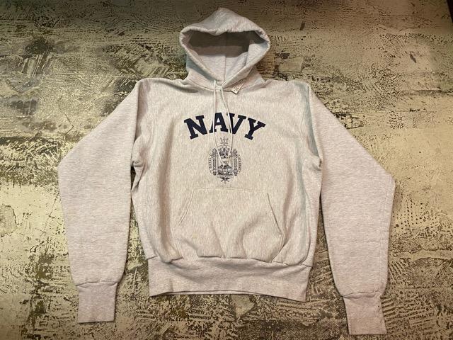2月15日(土)マグネッツ大阪店スーペリア入荷!!#8 U.S.MilitarySweat編!  Navy、Army、AirForce、MarineCorps!!_c0078587_1547512.jpg