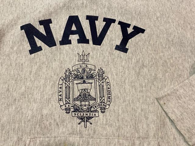 2月15日(土)マグネッツ大阪店スーペリア入荷!!#8 U.S.MilitarySweat編!  Navy、Army、AirForce、MarineCorps!!_c0078587_15482193.jpg