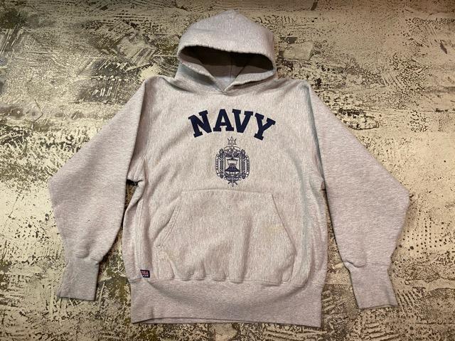 2月15日(土)マグネッツ大阪店スーペリア入荷!!#8 U.S.MilitarySweat編!  Navy、Army、AirForce、MarineCorps!!_c0078587_15483528.jpg