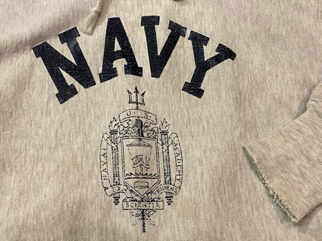 2月15日(土)マグネッツ大阪店スーペリア入荷!!#8 U.S.MilitarySweat編!  Navy、Army、AirForce、MarineCorps!!_c0078587_15492031.jpg
