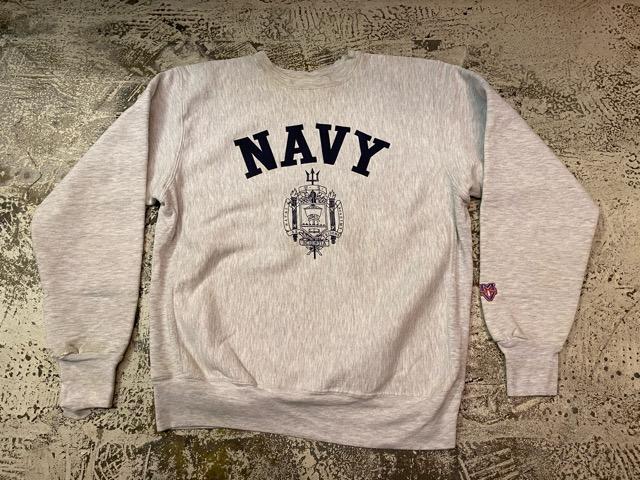 2月15日(土)マグネッツ大阪店スーペリア入荷!!#8 U.S.MilitarySweat編!  Navy、Army、AirForce、MarineCorps!!_c0078587_16125364.jpg