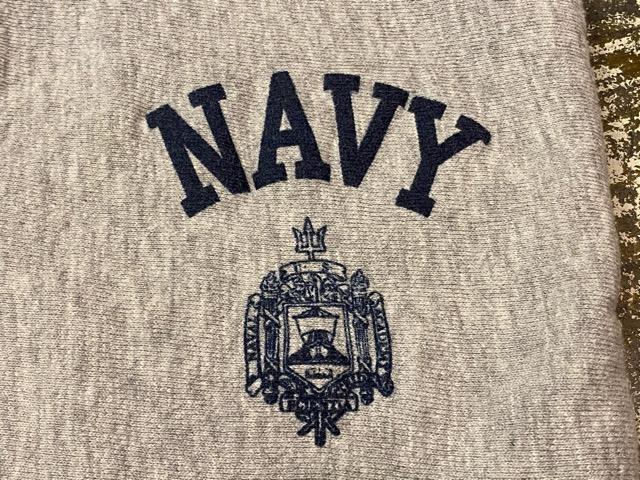 2月15日(土)マグネッツ大阪店スーペリア入荷!!#8 U.S.MilitarySweat編!  Navy、Army、AirForce、MarineCorps!!_c0078587_1614131.jpg