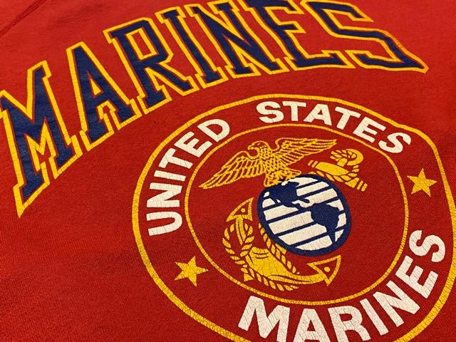 2月15日(土)マグネッツ大阪店スーペリア入荷!!#8 U.S.MilitarySweat編!  Navy、Army、AirForce、MarineCorps!!_c0078587_16225927.jpg
