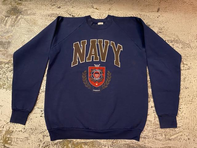 2月15日(土)マグネッツ大阪店スーペリア入荷!!#8 U.S.MilitarySweat編!  Navy、Army、AirForce、MarineCorps!!_c0078587_1625131.jpg