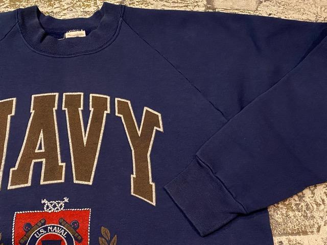 2月15日(土)マグネッツ大阪店スーペリア入荷!!#8 U.S.MilitarySweat編!  Navy、Army、AirForce、MarineCorps!!_c0078587_16252043.jpg