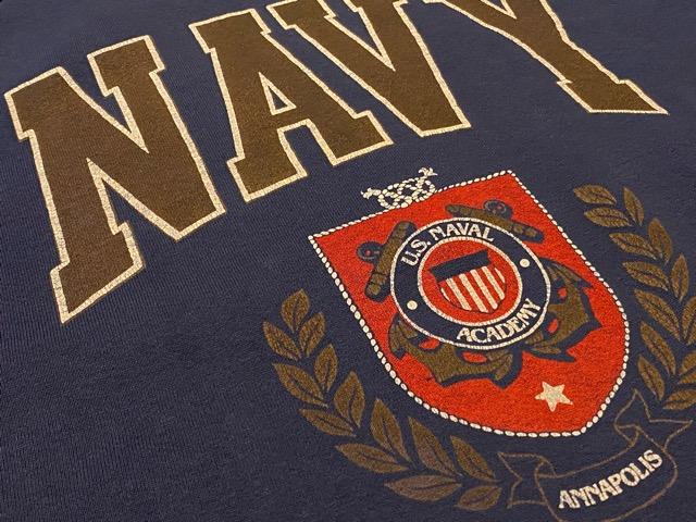 2月15日(土)マグネッツ大阪店スーペリア入荷!!#8 U.S.MilitarySweat編!  Navy、Army、AirForce、MarineCorps!!_c0078587_16252973.jpg