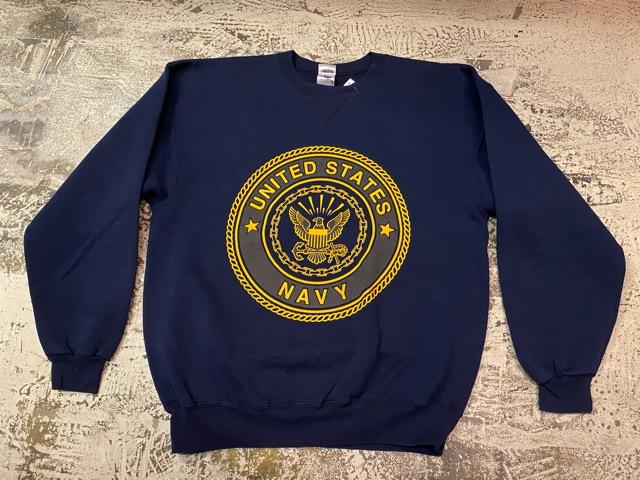 2月15日(土)マグネッツ大阪店スーペリア入荷!!#8 U.S.MilitarySweat編!  Navy、Army、AirForce、MarineCorps!!_c0078587_16254580.jpg