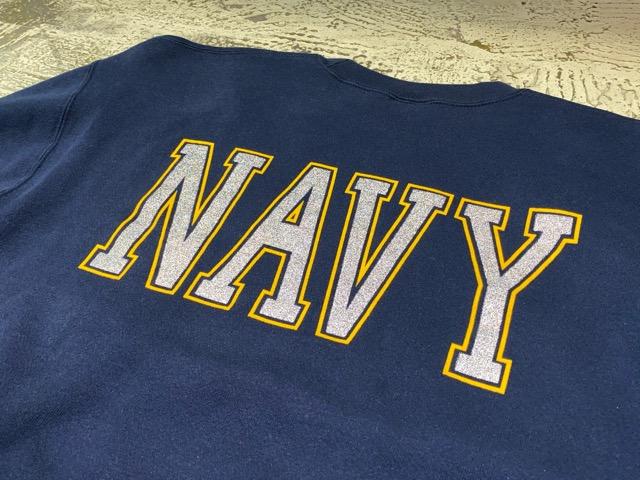 2月15日(土)マグネッツ大阪店スーペリア入荷!!#8 U.S.MilitarySweat編!  Navy、Army、AirForce、MarineCorps!!_c0078587_16263463.jpg