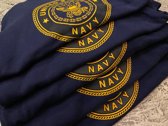 2月15日(土)マグネッツ大阪店スーペリア入荷!!#8 U.S.MilitarySweat編!  Navy、Army、AirForce、MarineCorps!!_c0078587_16265062.jpg
