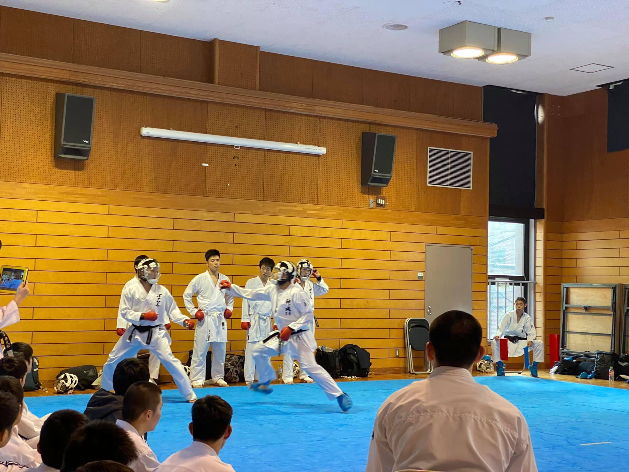 神港・倉敷・学芸で練習試合_e0238098_08481459.jpg