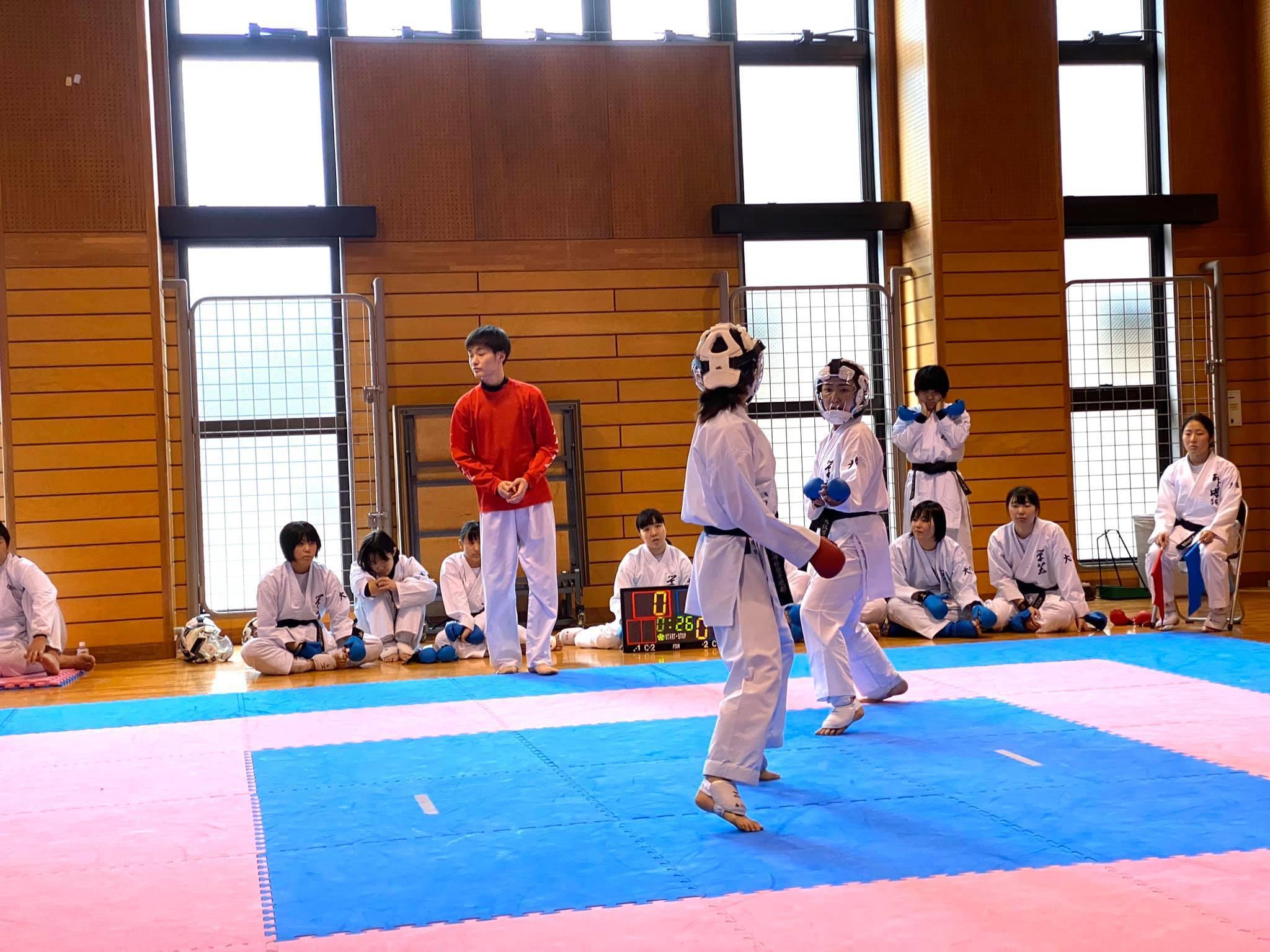 神港・倉敷・学芸で練習試合_e0238098_08482342.jpg