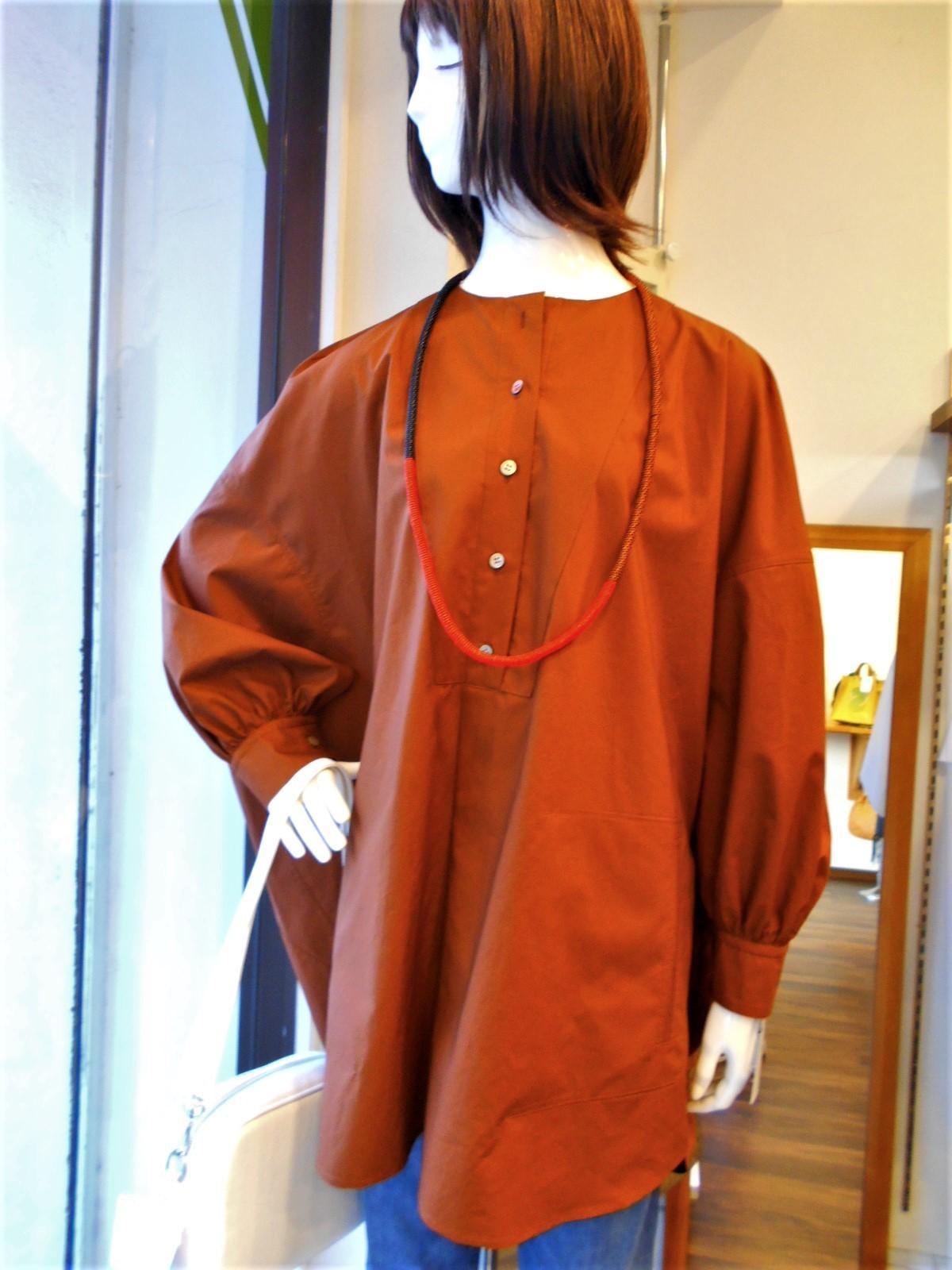 オーバーサイズのシャツを着てみる・・・・☆_c0113499_16504608.jpg