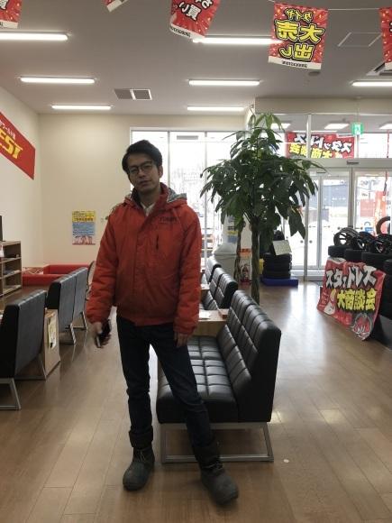 2月15日(土)T様タント納車✨ ランクル アルファード  ハマー TOMMY☆_b0127002_16434128.jpg
