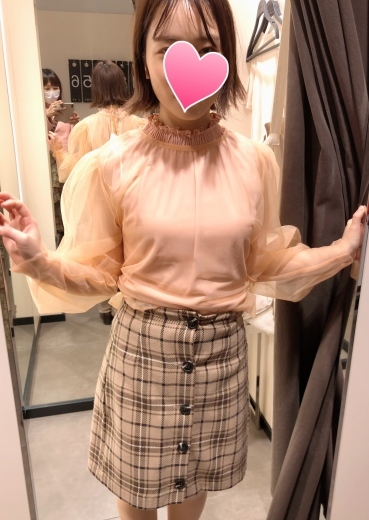ショッピング同行・女子大生編(*´˘`*)♡_a0213806_14060528.jpeg