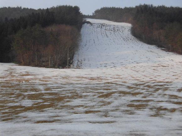 令和2年2月15日(土) 天気:曇 気温:3℃ 積雪:10㎝ 滑走不能_e0306207_07452652.jpg