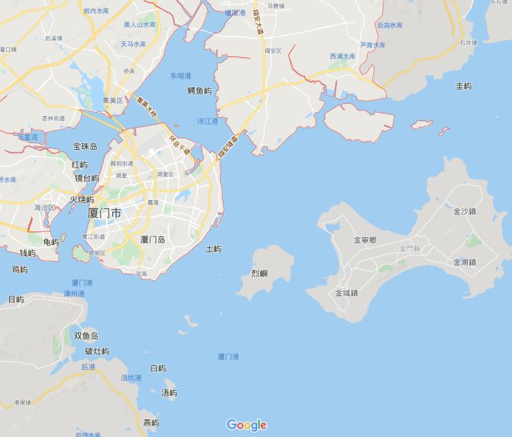 南の島巡り。中国のリゾート廈門島(アモイ島)に世界遺産の鼓浪嶼(コロンス島)、そして台湾領の金門島へ。_b0108109_11090300.png