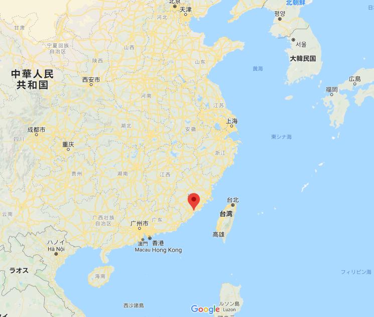 南の島巡り。中国のリゾート廈門島(アモイ島)に世界遺産の鼓浪嶼(コロンス島)、そして台湾領の金門島へ。_b0108109_11121316.png