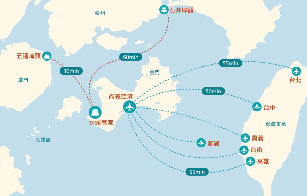 南の島巡り。中国のリゾート廈門島(アモイ島)に世界遺産の鼓浪嶼(コロンス島)、そして台湾領の金門島へ。_b0108109_20512025.png