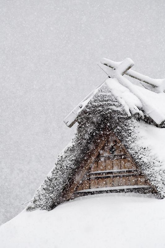 寒波到来!待望の雪景色@美山茅葺きの里 其の二_f0032011_16253710.jpg