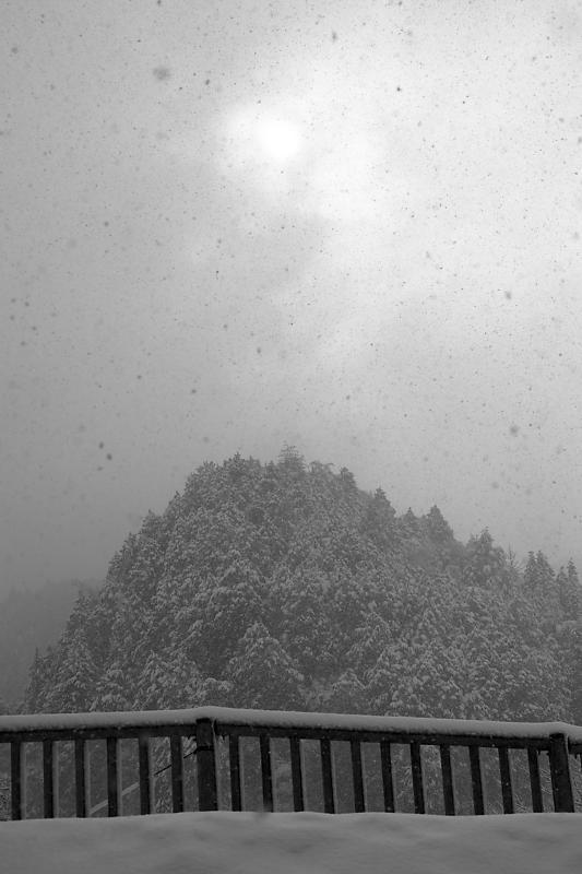 寒波到来!待望の雪景色@美山茅葺きの里 其の二_f0032011_16253759.jpg