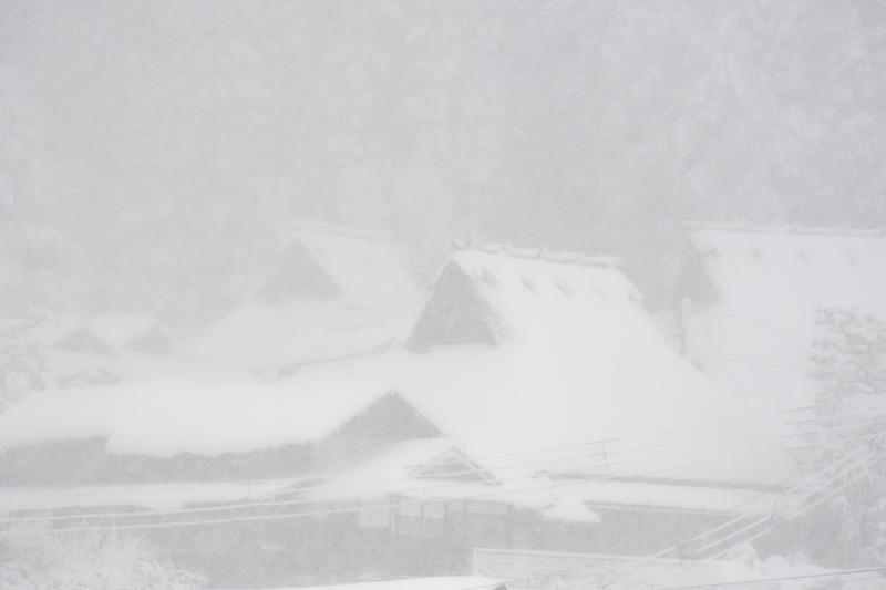 寒波到来!待望の雪景色@美山茅葺きの里 其の二_f0032011_16253795.jpg