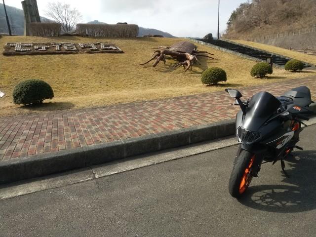バイクシーズン開始?_b0279813_14102676.jpg
