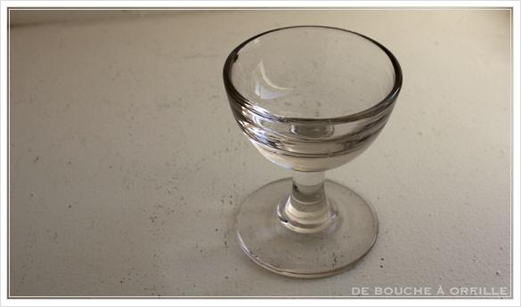 verre trompe-l\'oeil トロンプルイユのグラス その2 フランスアンティーク_d0184921_15282057.jpg